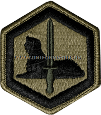 us army 66th military intelligence brigade Patch