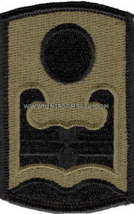 us army 92nd infantry brigade Patch