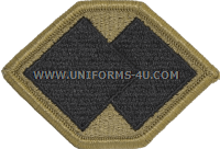 96th army reserve command ACU military Patch