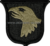 us army 101st airborne division Patch