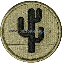 us army 103rd infantry division patch