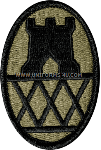us army 30th engineer patch