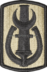151st field artillery brigade ACU military Patch