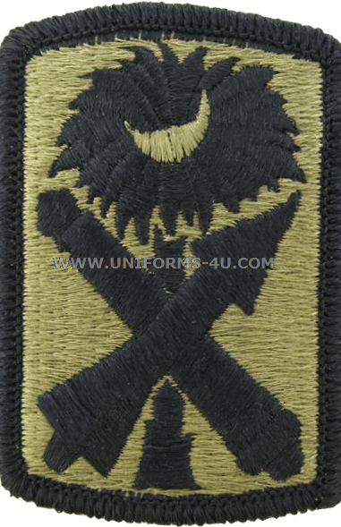 U S  ARMY 263RD ARMY AIR AND MISSILE DEFENSE COMMAND PATCH
