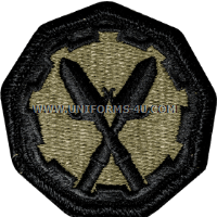 290th military police mp brigade ACU military Patch