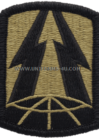 335th signal brigade ACU military Patch