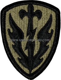504th military brigade ACU military Patch