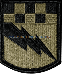 525th military brigade acu military patch