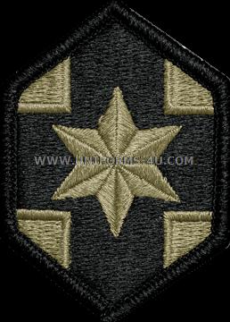 US Army 804th Medical Brigade dress uniform patch m//e