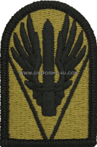 joint readiness command ACU military Patch