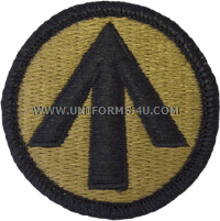 military traffic management command ACU military Patch