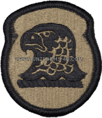 iowa national guard ACU military Patch