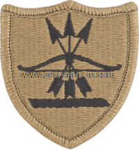 north dakota national guard ACU military Patch