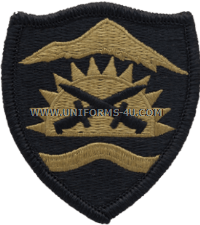 oregon national guard ACU military Patch