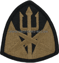army patch special operations joint forces command full color