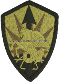 transportation command ACU military Patch