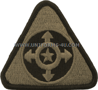 us army individual ready reserve Patch