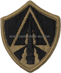 US ARMY SPACE COMMAND Patch