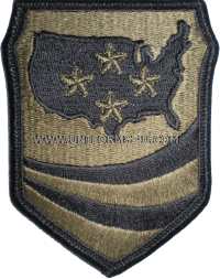joint forces command ACU military Patch