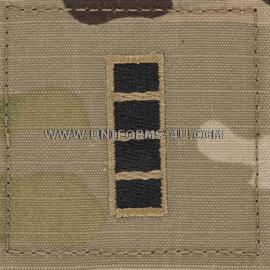 U S  ARMY COMBAT UNIFORM (ACU) CHIEF WARRANT OFFICER 4 RANK INSIGNIA