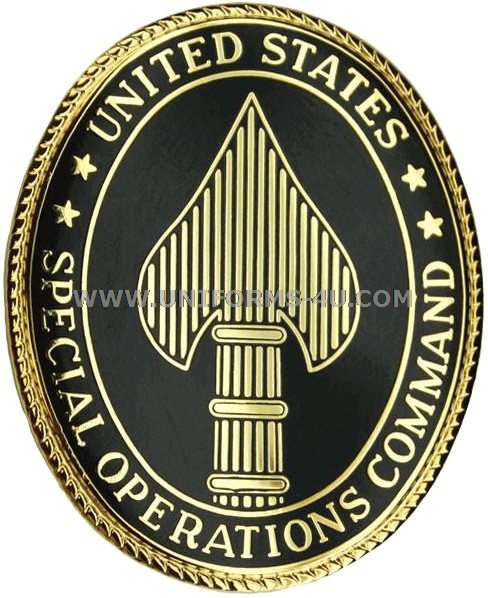 UNITED STATES SPECIAL OPERATIONS COMMAND IDENTIFICATION BADGE