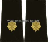 U.S. Army Major Shoulder Marks