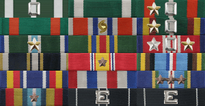 Build Your Ribbon Rack Usmc Jrotc Ribbon Chart Mini